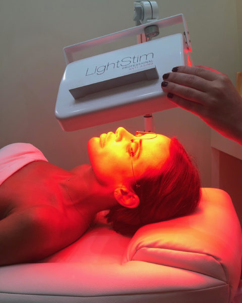Ablative laser aftercare