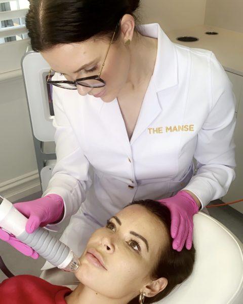 Vivace Skin treatment RF microneedling Sydney #vivaceexperience