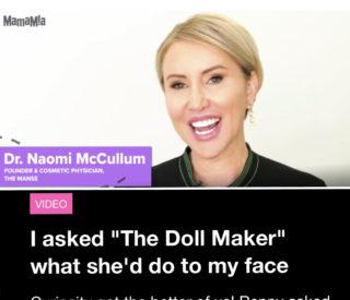 Dr Naomi Mamamia
