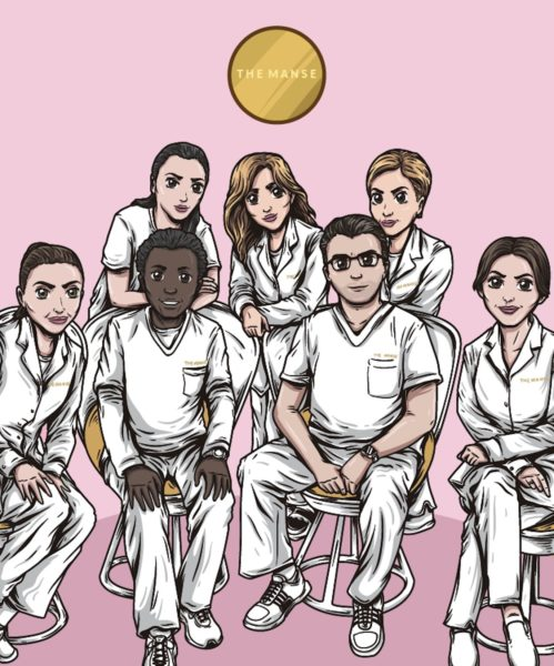 The Manse Clinic Team